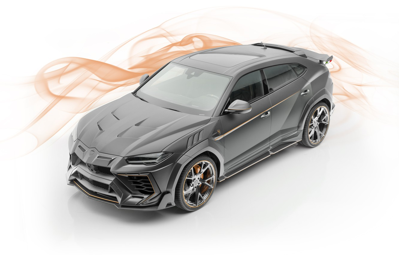 Фото обои Lamborghini, кроссовер, Mansory, Urus, 2019, Venatus