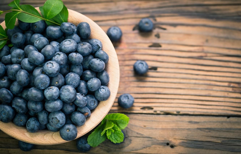 Обои черника, wood, berries, голубика, Blueberry. Еда foto 11