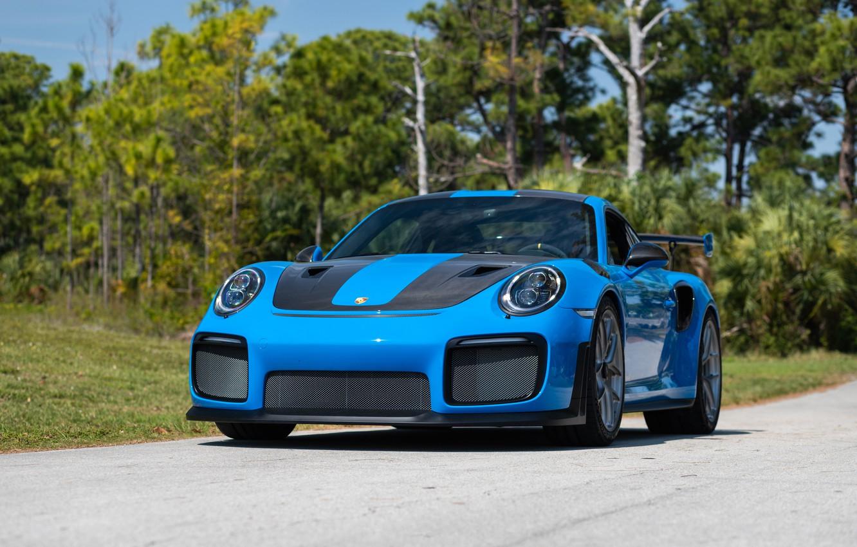Фото обои Porsche, GT2, HRE, R101