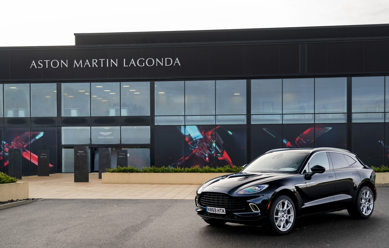 Фото обои Aston, Martin, 2020, Aston Martin DBX