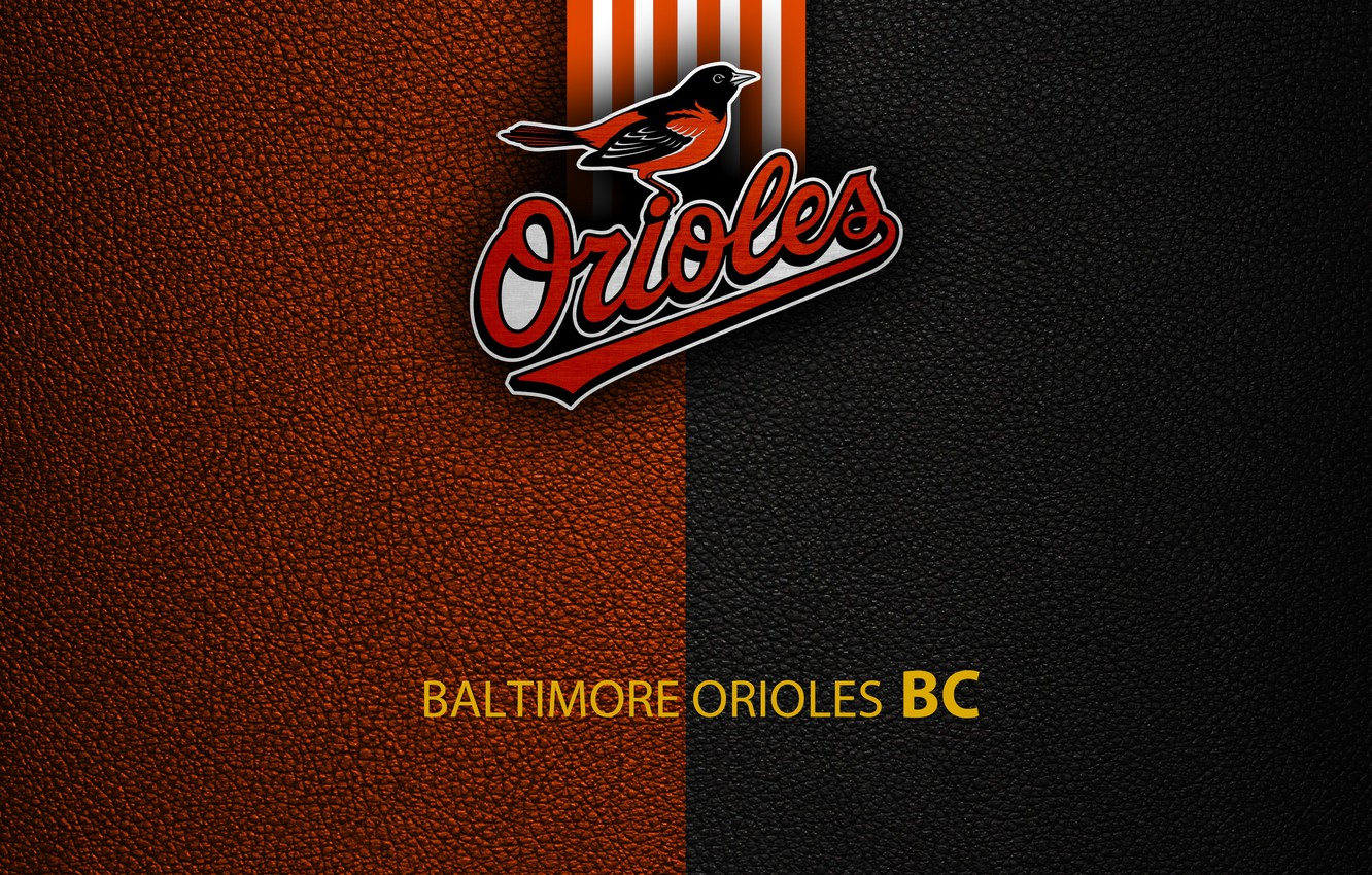 Фото обои wallpaper, sport, logo, baseball, Baltimore Orioles