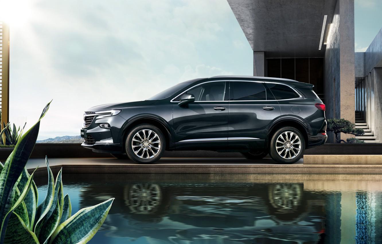 Фото обои Buick, Enclave, 2020, Buick Enclave China