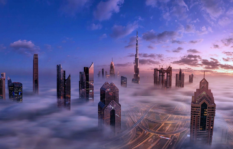 Обои дома, Облака. Города foto 12