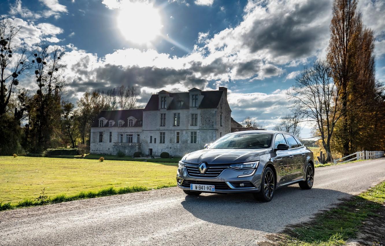 Фото обои Renault, 2018, Talisman, Worldwide, S-Edition, L2M