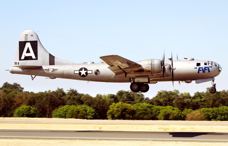 Обои bomber, b. Авиация foto 6