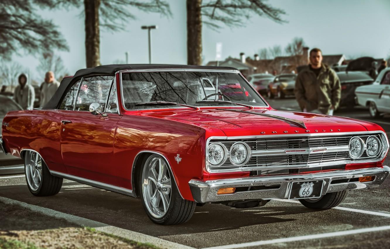 Фото обои Chevrolet, 1965, Chevelle, Chevrolet Chevelle, Chevrolet Chevelle 1965