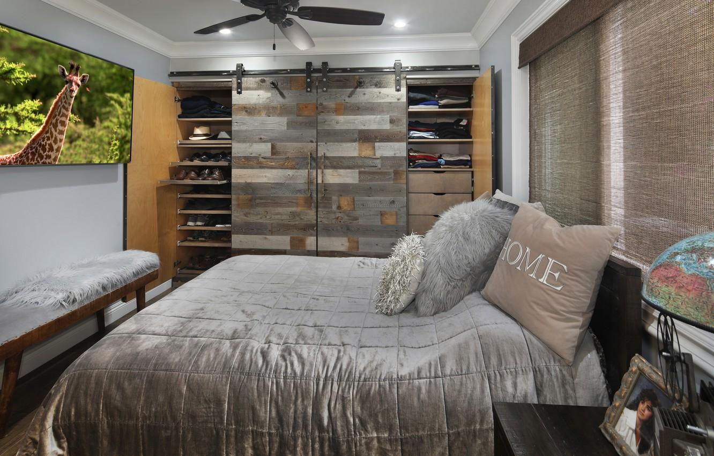 Фото обои фото, кровать, подушки, спальня