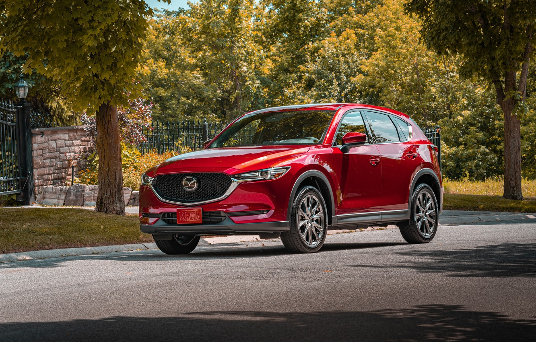 Фото обои Mazda, 2019, Skyactiv-D, CX-5 Signature