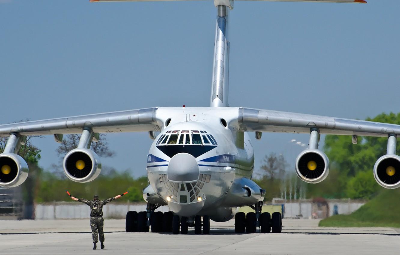 Обои Самолёт, транспортный. Авиация foto 11