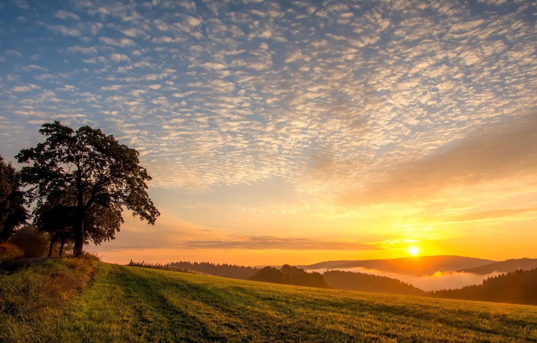 Обои красота, Облака. Природа foto 10