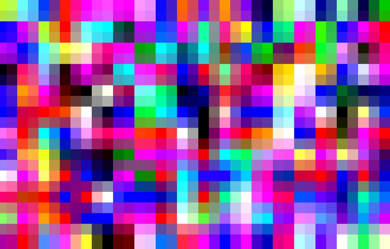 Фото обои matrix, digital, grid, yellow, blue, square, pixel, squares, bright, graphic, vivid, array, check, vibrent, checkerd, …