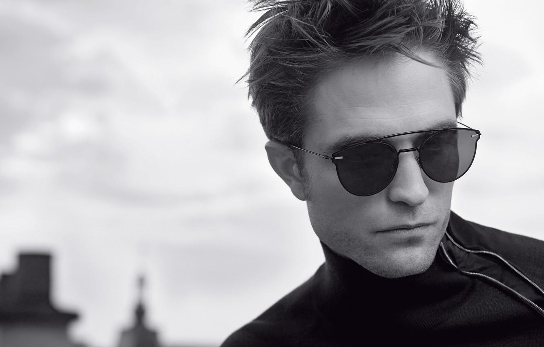Фото обои стиль, очки, парень, актёр, Robert Pattinson