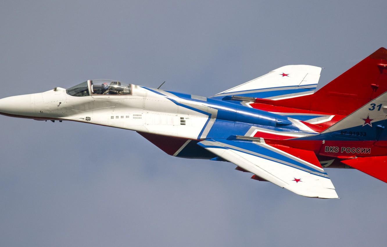 Обои Миг-29а, многоцелевой, истребитель, fulcrum. Авиация foto 13