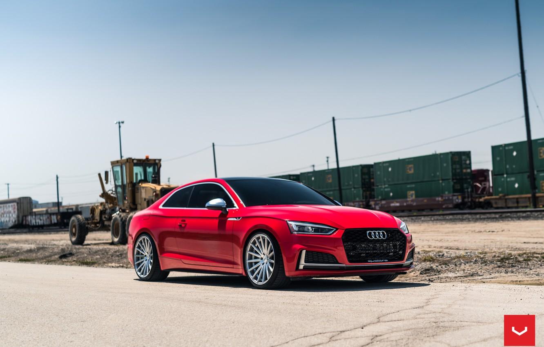 Фото обои Audi, Hybrid, Forged, VFS-2