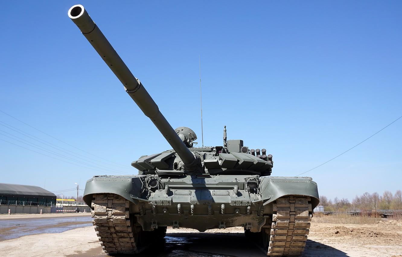 Фото обои броня, ВС России, УВЗ, Российский танк, Т-72Б3