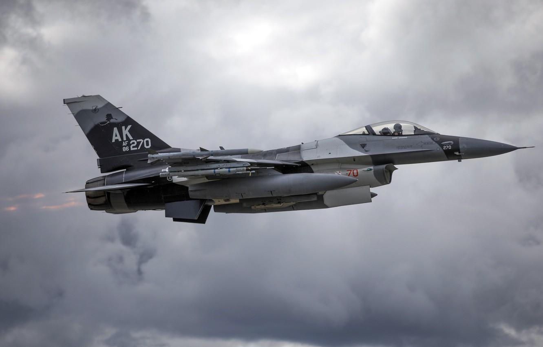 Обои fighting falcon, general dynamics, истребитель. Авиация foto 16