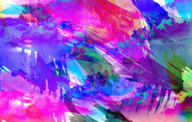 Фото обои цвета, рисунок, краска, Фон, 1920 x 1080, цветной фон