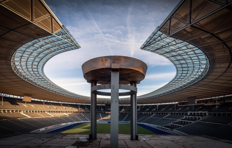 Фото обои stadium, architecture, Berlin Olympia