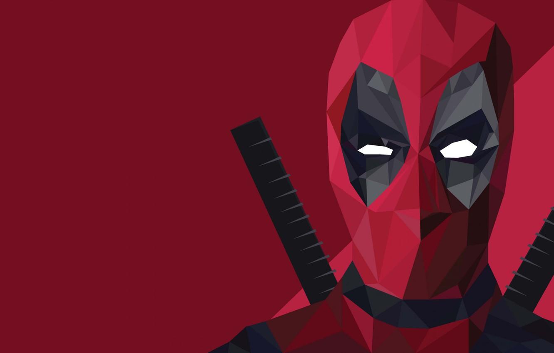 Фото обои vector, Ryan Reynolds, katana, Deadpool, movie, Marvel Comics, mask, Wade Wilson
