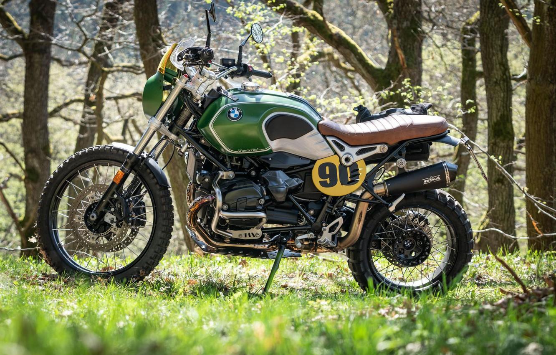Фото обои BMW, Motocycle, Wunderlich