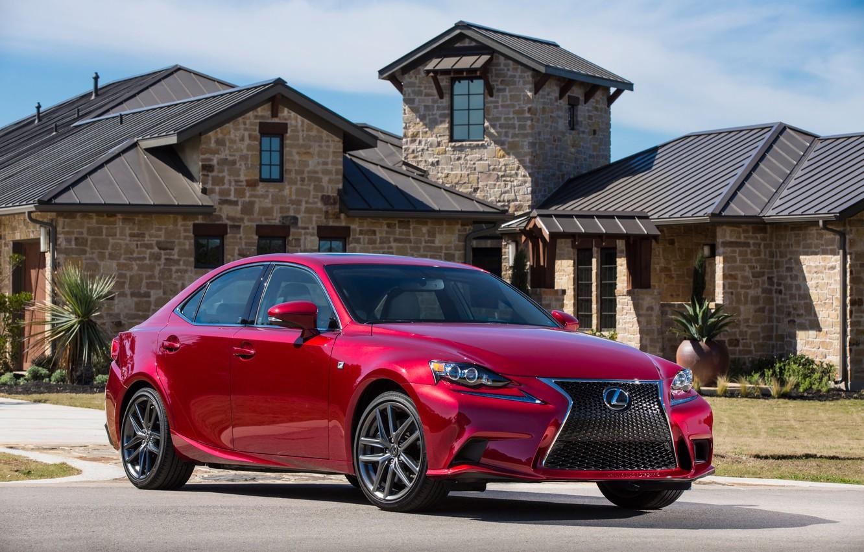 Фото обои Lexus, SPORT, IS, 2014–16, 350 F