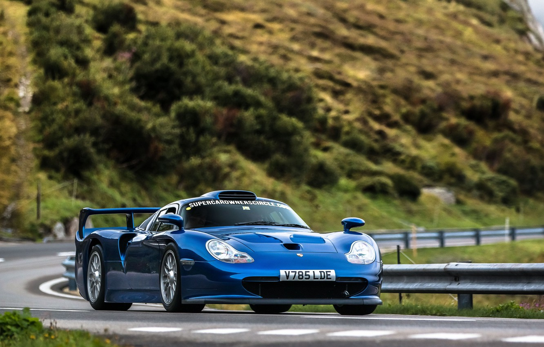 Фото обои 911, Porsche, 993, GT1