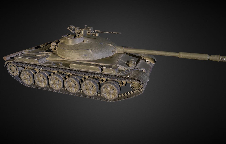 Фото обои Россия, Объект 140, Опытный танк