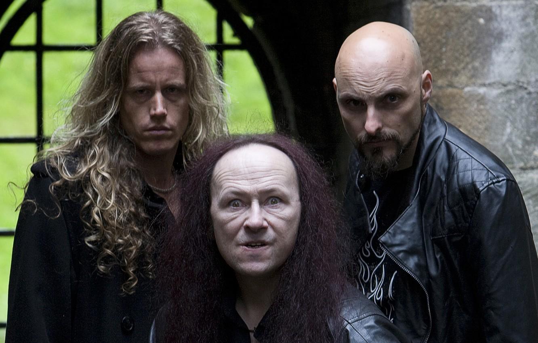Фото обои metal, black, Dante, band, Venom, Cronos, La Rage, Danny Needham, Conrad Lant, Stuart Dixon