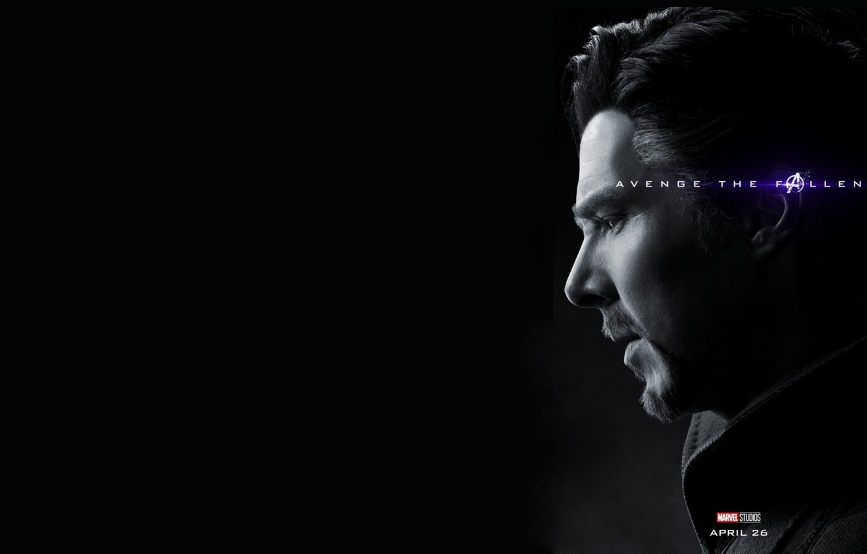 Фото обои Доктор Стрэндж, Avengers: Endgame, Мстители Финал, Терпилы Таноса, Пепел после щелчка