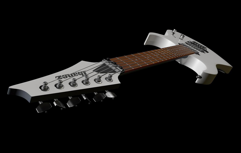 Фото обои гитара, инструмент, электрогитара, ibanez