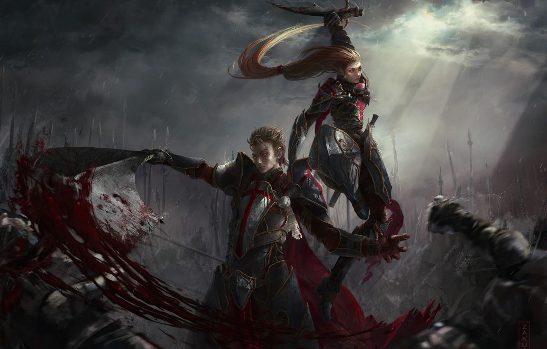 кровавый рыцарь картинки тут