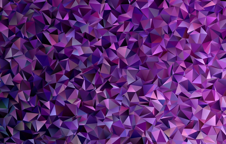 Обои фиолетовый фон, абстракция, рисунки. Абстракции foto 9