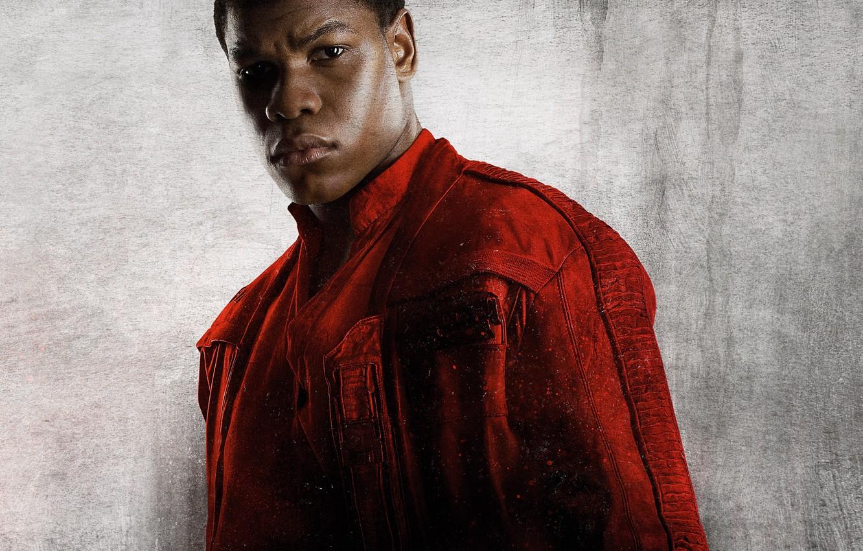 Фото обои Star Wars, Finn, John Boyega, The Last Jedi