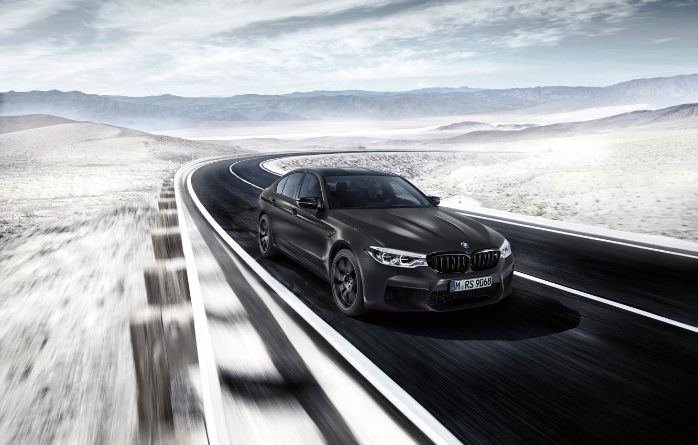Фото обои машина, BMW, BMW M5, F90, 2019, Edition 35 years