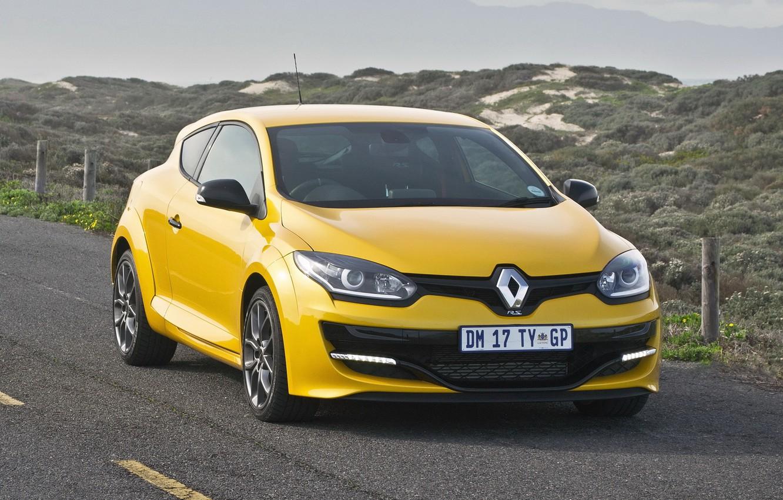 Фото обои Renault, Lux, Megane, 265