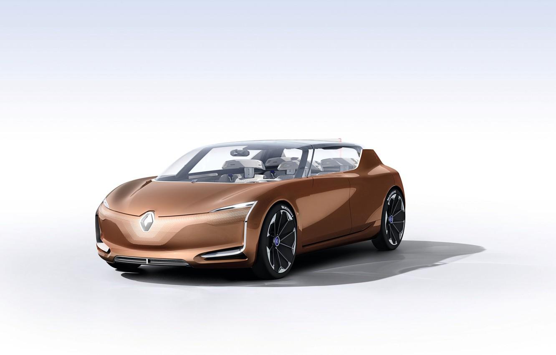 Фото обои concept, Renault, 2017, Symbioz