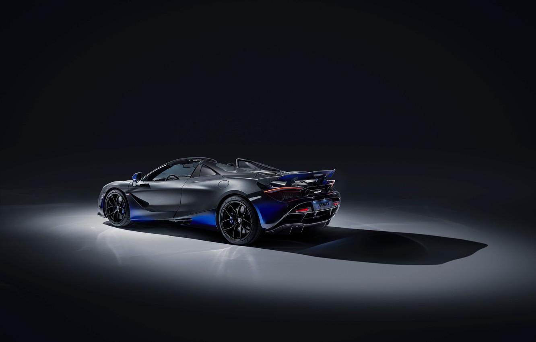 Фото обои машина, McLaren, спорткар, Spider, MSO, 720S