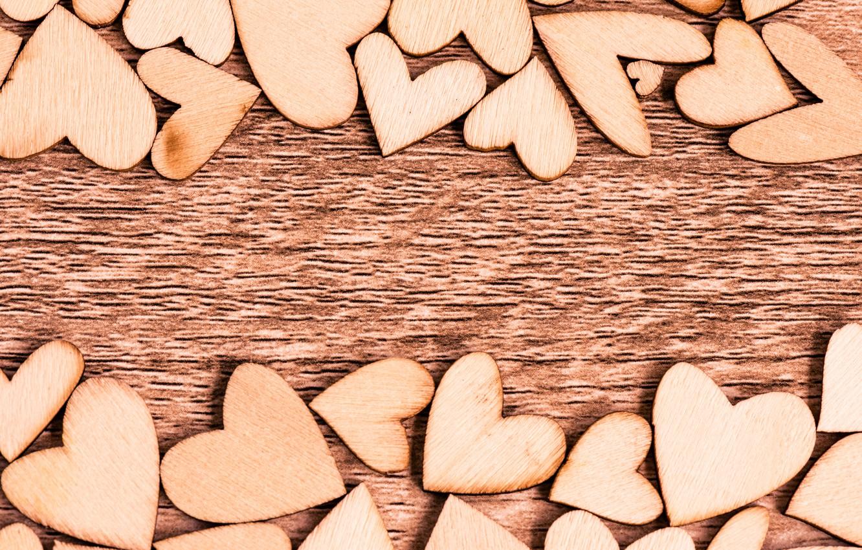 Фото обои любовь, дерево, сердце, сердечки, love, wood, romantic, hearts