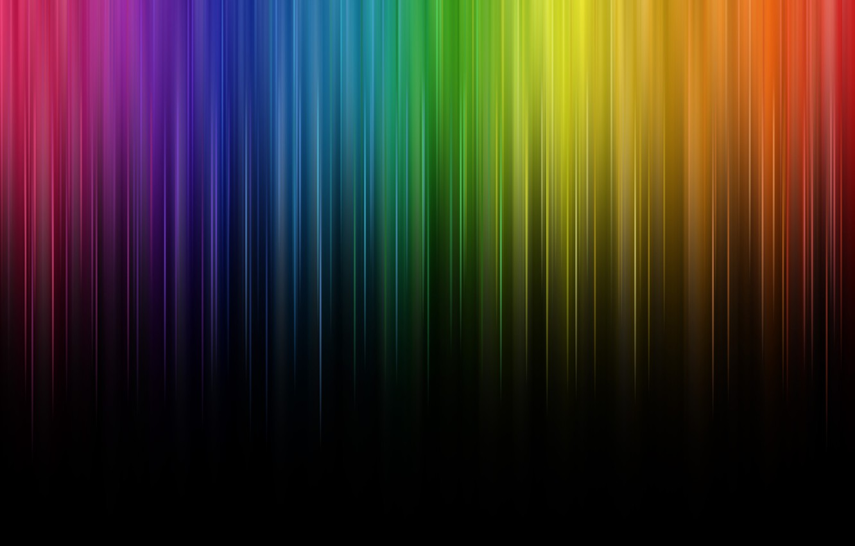 Фото обои линии, цвет, радуга, rainbow, lines, color