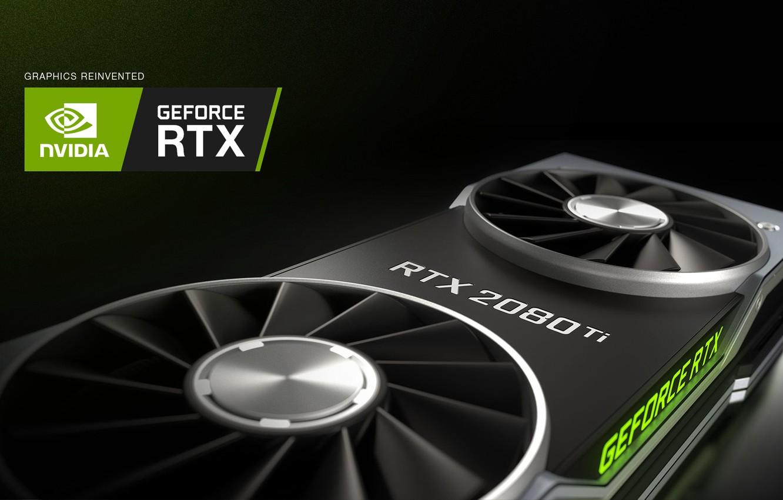 Фото обои Nvidia, 2018, GPU, jensen, Gaming, Graphics, Geforce, Video games, graphics card, Geforce RTX, 11GB, GDDR …