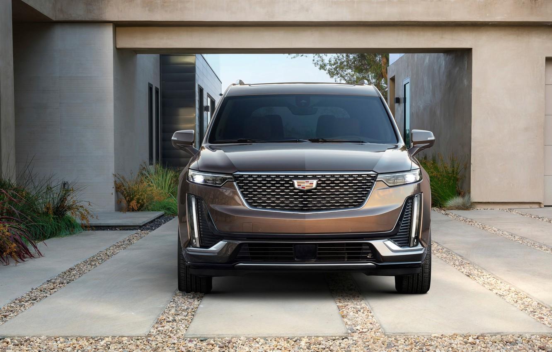 Фото обои Cadillac, Luxury, 2020, Cadillac XT6 Luxury, XT6
