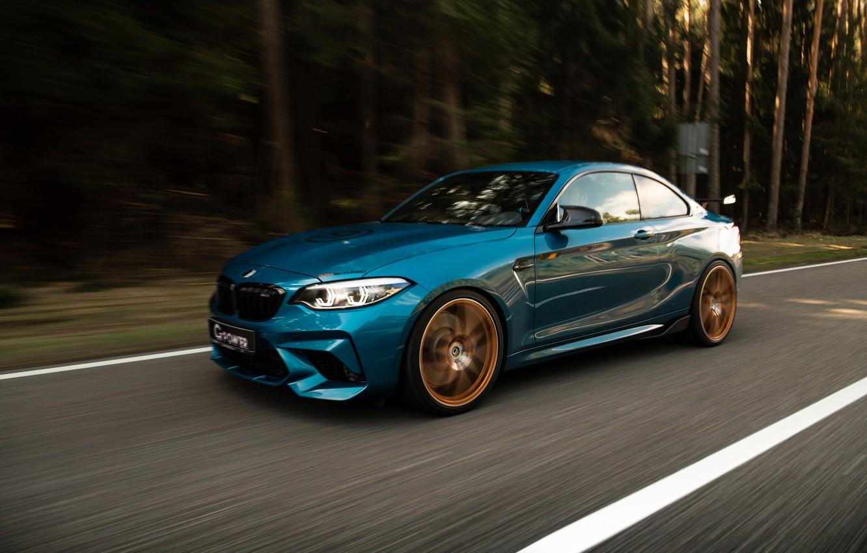 Фото обои BMW, G-Power, Competition, F87, BMW M2