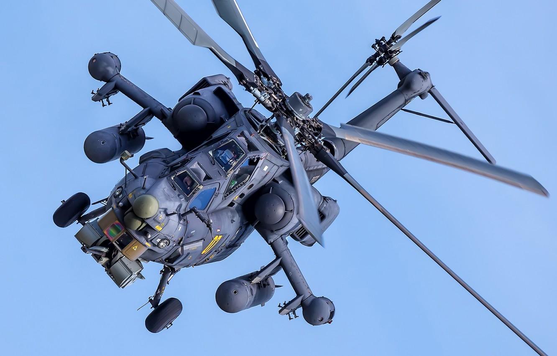 """Фото обои вертолет, Ми-28Н, ударный вертолёт, Ми-28Н """"Ночной охотник"""""""
