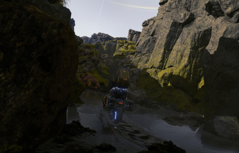 Фото обои Kojima Productions, Kojima, Death Stranding, Кодзима