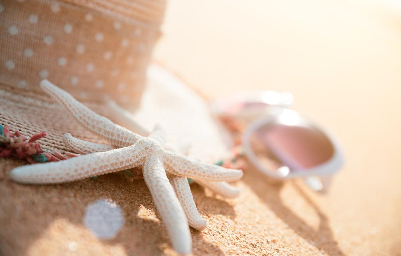 Обои пляж, камни, фигурка. Разное foto 13