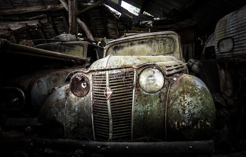 Обои машины, лом. Автомобили foto 18