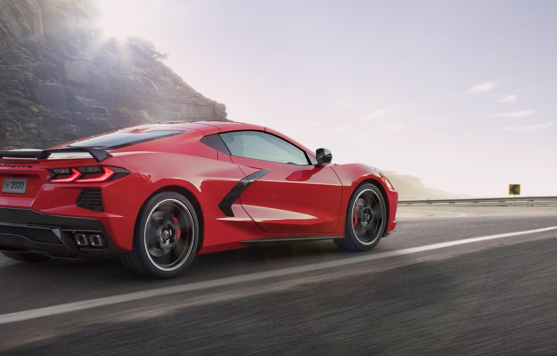 Картинки по запросу Chevrolet Corvette C8 Stingray 2020