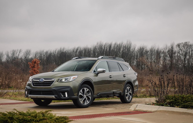 Фото обои Subaru, Touring, Outback, 2020