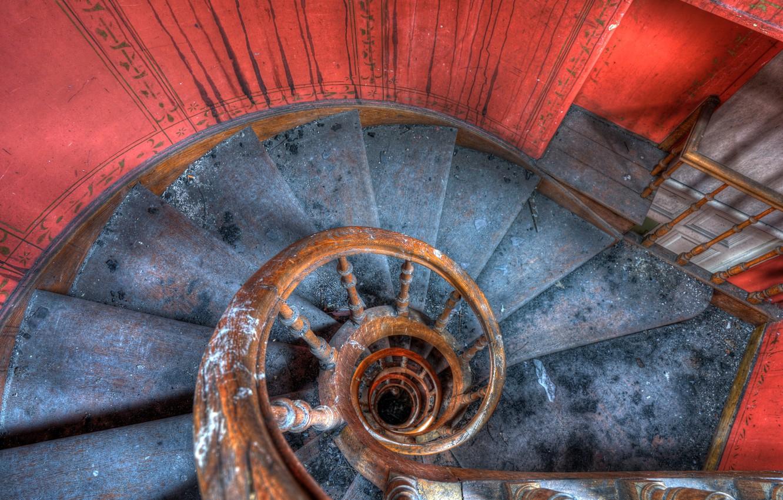 Фото обои фон, лестница, ступени