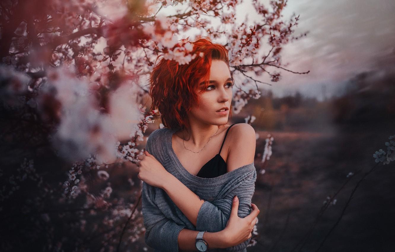 Фото обои ветер, Мария, Alexander Drobkov-Light, Мари Ларина